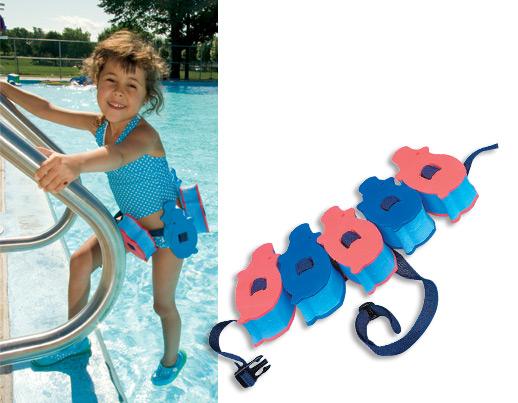 Ceinture de natation pour apprendre nager for Piscine pour apprendre a nager